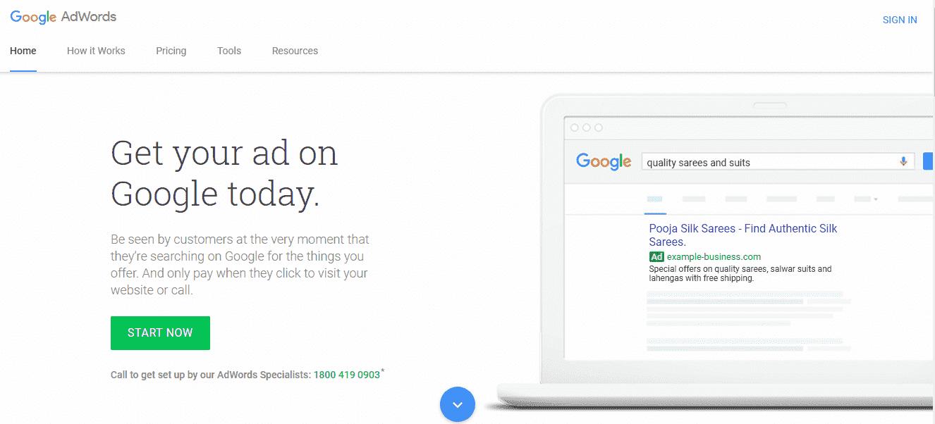 google-adword-planner