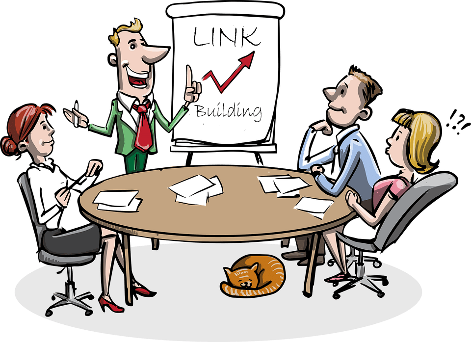 Link Building, SEO Tips for Beginners