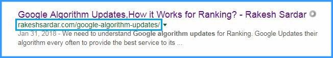 URL, SEO Tips for Beginners